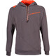 La Sportiva Magic Wood Hoody Men Carbon/Tangerine